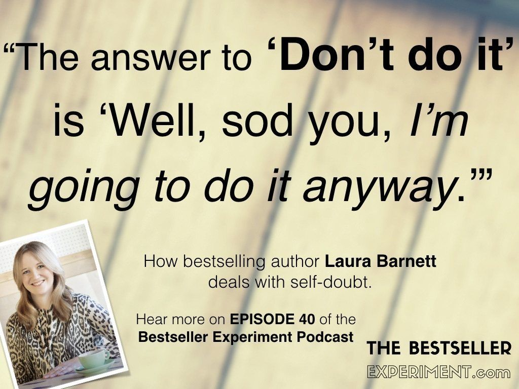 Ep40 Laura Barnett S Greatest Hits The Bestseller Experiment